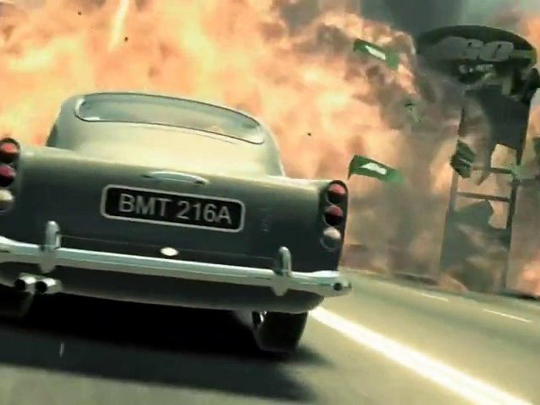 James Bond Bloodstone - Carnet des développeurs