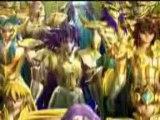 Saint Seiya Saga de Hades PS2