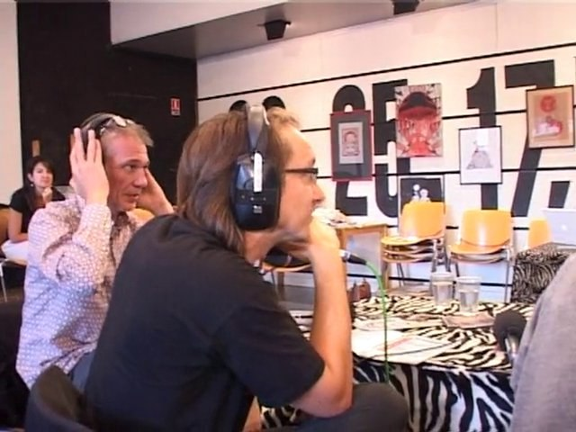 Radio NOVA à l'ASCA à Beauvais
