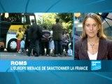 La commissaire européenne à la Justice menace la France