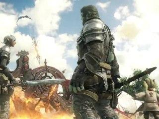 Trailer TGS 2010 de Final Fantasy XIV: A Realm Reborn