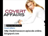 Watch Covert Affairs Season 1 Episode 10 Can't Quit You Baby