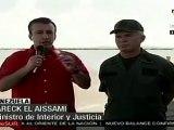 Colisiona en alta mar helicóptero de rescate en Venezuela