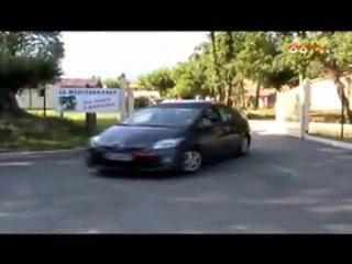Rally Phébus et véhicules électriques solaires
