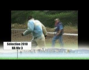 Sélection Nationale 2010 HA niveau 3 (partie 1)
