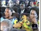Le collectif des sénateurs élus de Brazzaville