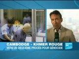 Quatre anciens Khmers rouges poursuivis pour génocide