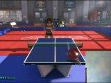 Wii Sports Resort Vs Sports Champions - Table Tennis -