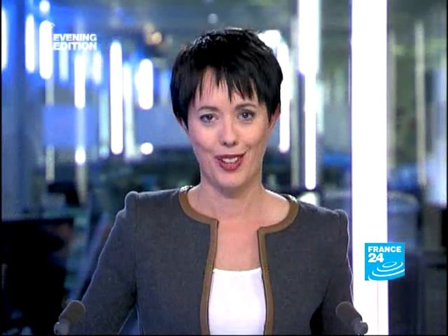 Daily FRANCE 24's international news flash
