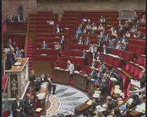 Laurent Fabius à l'Assemblée sur les retraites, 15/9/2010