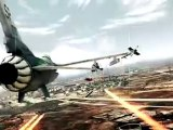PS3/XBOX 360 : Ace Combat Assault Horizon