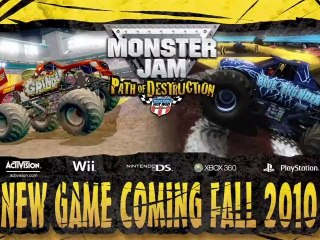 Monster Jam - Path of Destruction - Tom Meents de Monster Jam : Path of Destruction