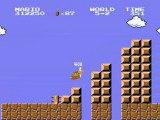 """NES Super Mario Bros """"warpless"""" in 19:26.6 by Yy"""
