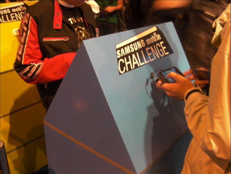 Vidéo comenté du festival du jeux vidéo 2010