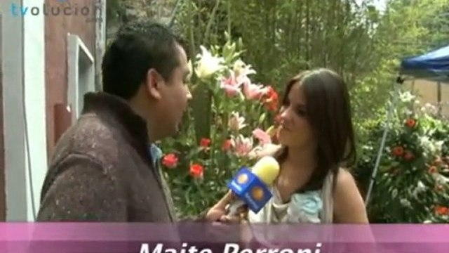 Maite habla sobre El Triunfo del Amor