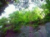 cliff jump : saut au Fier 21 mètres
