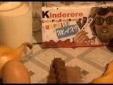 kinderere chocolat (parodie) humour debile et absurde