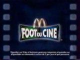 Publicité Mc Donald's 1998