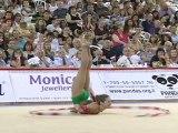 Israel Hosts International Rhythmic Gymnastics Competition