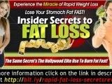 Fat Loss Tips - Insider Secrets To Fat Loss