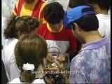 Equipe de France Handball - Jeux Olympiques 1992 - Barcelone