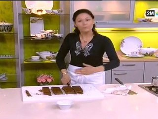 Recette de Gâteaux au chocolat et Cake au caramel