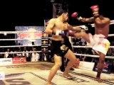 le Muay Thaï (Boxe Thaïlandaise)