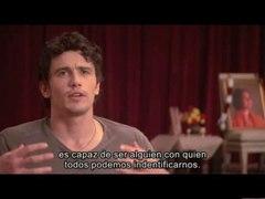 Come reza ama James Franco