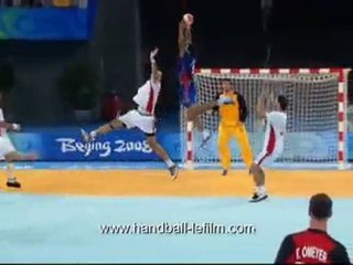 Daniel Narcisse - Jeux Olympiques 2008