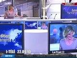 Lapsus chaine iTélé > LCI