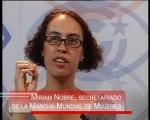 Marcha Mundial de Mujeres. Encuentro en La Habana - Parte 2