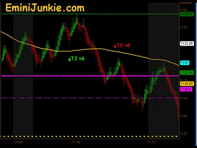 Learn How To Trading Emini Future from EminiJunkie September