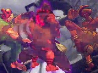 Nouveaux costumes de Super Street Fighter IV