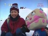 sakusaku  2003.03.05「サクサク in サッポロ③ ジゴロウ+黒幕 スキー合体」3/4