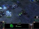 Match Starcraft II: Protoss vs Zerg Coréens par Zerator