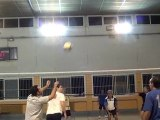 Entrainement volley-ball n°8