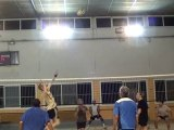 Entrainement volley-ball n°11