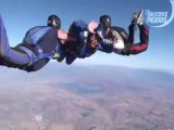 Tandem Skydiving Wind Tunnel Extreme Sports Irvine LA CA AZ