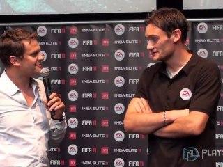 Présentation EA Sports : EA MMA, FIFA 11, NBA 11 de