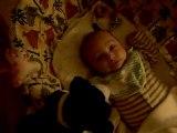 marius petit garçon sourires la nuit