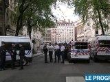 Lyon : spectaculaire braquage en plein centre-ville