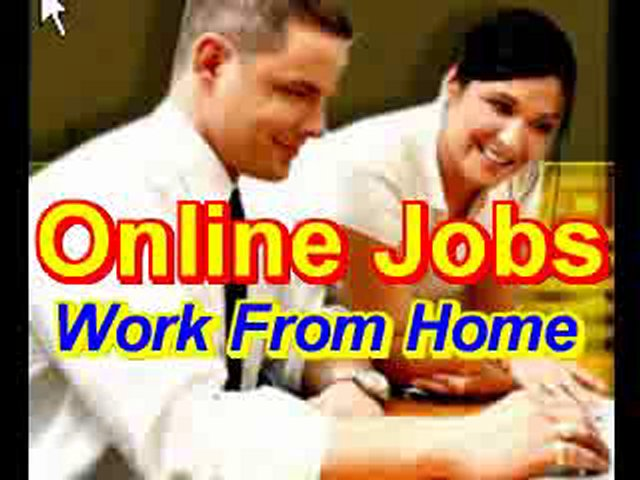 Online Jobs Work From Home – Make money from home