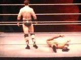 Raw Tour Paris Bercy 25/09 Randy Orton vs Edge vs Sheamus