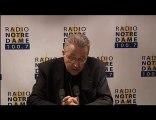 Entretien du Cardinal - Radio Notre Dame - 25/09/2010