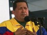 Chavez multiplie sur Twitter les appels à voter aux législatives