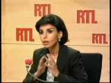 "Dati : l'accord Delanoë-UMP ""n'évitera pas un procès Chirac"""