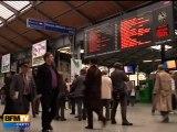Alerte : brève évacuation de la gare Saint-Lazare