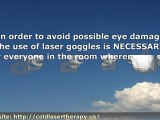 Cold Laser Therapy Controller, 5 Lasers in One Wand & Goggle