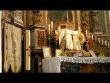 fete Notre Dame de la Salette Salut du St Sacrement
