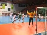 Coupe de la Ligue: Nîmes qualifié contre St-Cyr (Handball)